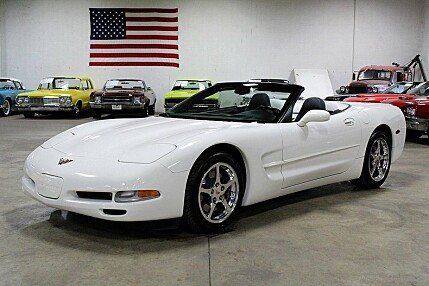 2002 Chevrolet Corvette Convertible for sale 100977088