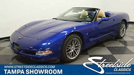 2002 Chevrolet Corvette for sale 100984068