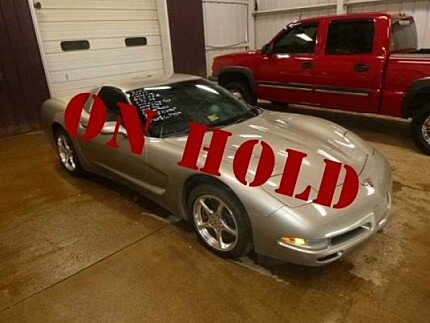 2002 Chevrolet Corvette Coupe for sale 101014803