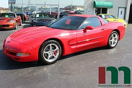 2002 Chevrolet Corvette Coupe for sale 101032256