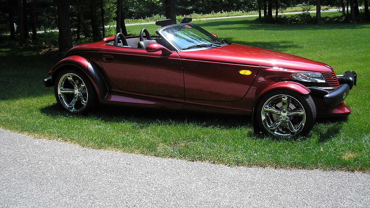 2002 Chrysler Prowler for sale 100877466