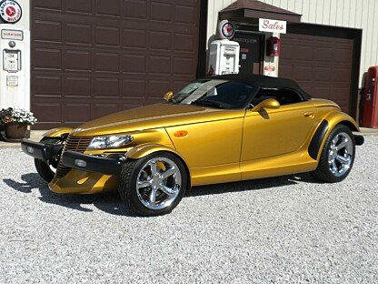 2002 Chrysler Prowler for sale 100784075