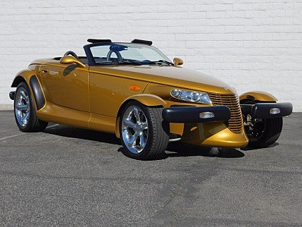 2002 Chrysler Prowler for sale 100982244
