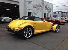 2002 Chrysler Prowler for sale 100986711