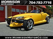 2002 Chrysler Prowler for sale 100993498