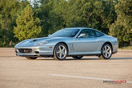 2002 Ferrari 575M Maranello for sale 100889720