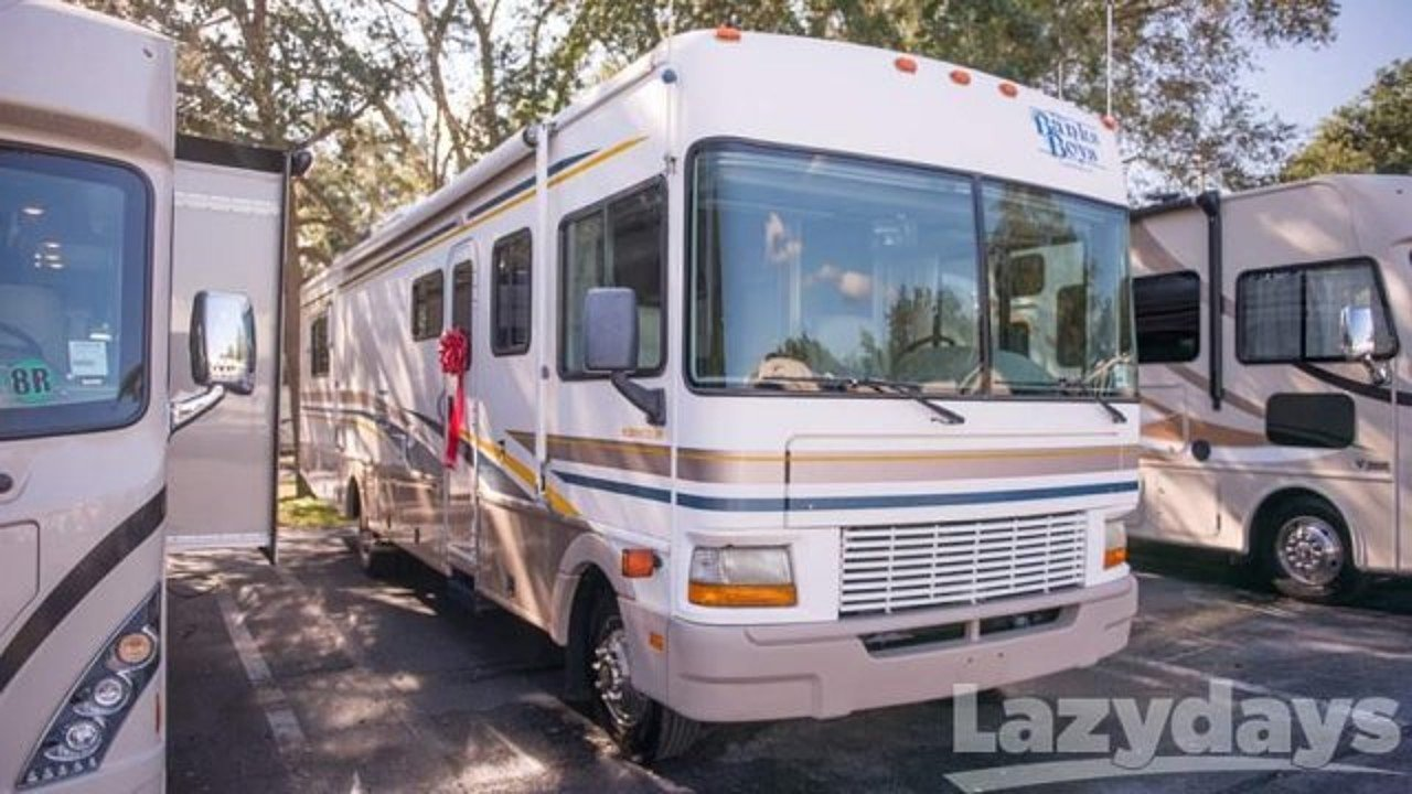 2002 Fleetwood Bounder for sale 300150378