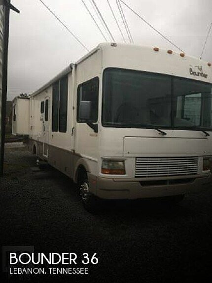 2002 Fleetwood Bounder for sale 300162383
