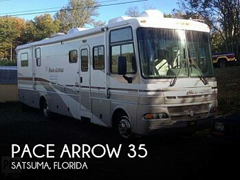 2002 Fleetwood Pace Arrow for sale 300107451