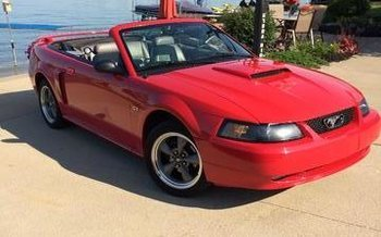 2002 Ford Mustang GT Convertible for sale 100769077