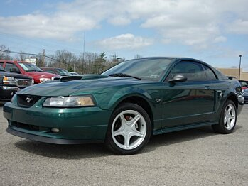 2002 Ford Mustang GT Coupe for sale 100978227