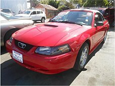 2002 Ford Mustang Convertible for sale 100886241