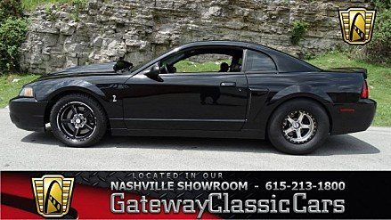2002 Ford Mustang GT Coupe for sale 100963402