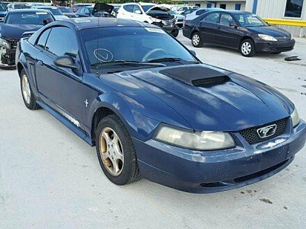 2002 Ford Mustang Coupe for sale 101043411