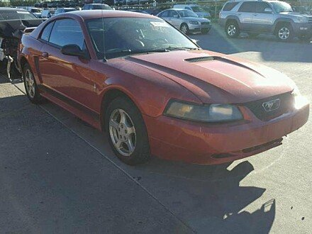 2002 Ford Mustang Coupe for sale 101043454