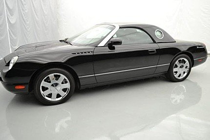 2002 Ford Thunderbird for sale 100732900