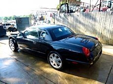 2002 Ford Thunderbird for sale 100749541