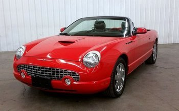 2002 Ford Thunderbird for sale 100845112