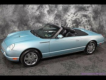 2002 Ford Thunderbird for sale 100872260