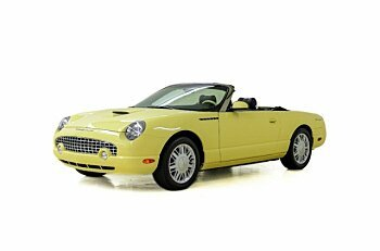2002 Ford Thunderbird for sale 100882498