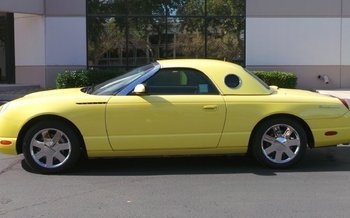 2002 Ford Thunderbird for sale 100785420