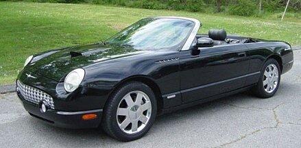 2002 Ford Thunderbird for sale 100831326