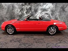 2002 Ford Thunderbird for sale 100872239