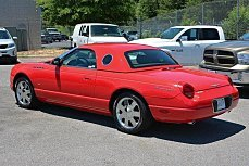 2002 Ford Thunderbird for sale 100891647