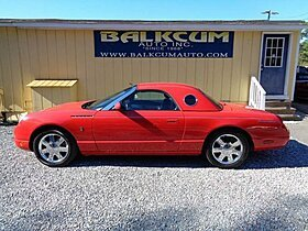 2002 Ford Thunderbird for sale 100946220