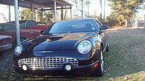 2002 Ford Thunderbird for sale 100956935