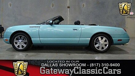 2002 Ford Thunderbird for sale 100969171