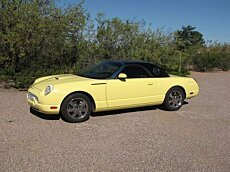 2002 Ford Thunderbird for sale 100980820
