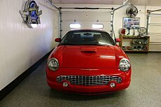 2002 Ford Thunderbird for sale 100986394