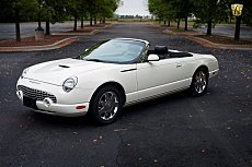 2002 Ford Thunderbird for sale 101036286
