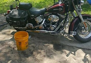 2002 Harley-Davidson Softail for sale 200479704
