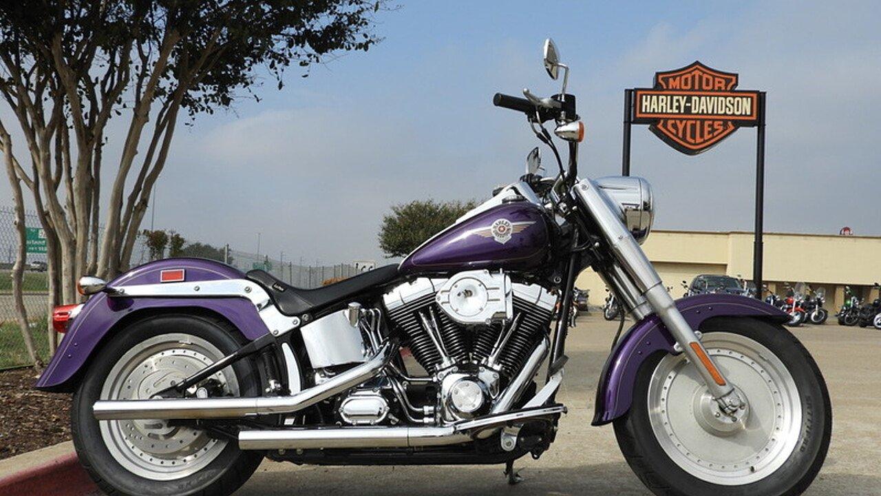 2002 Harley-Davidson Softail for sale 200497425