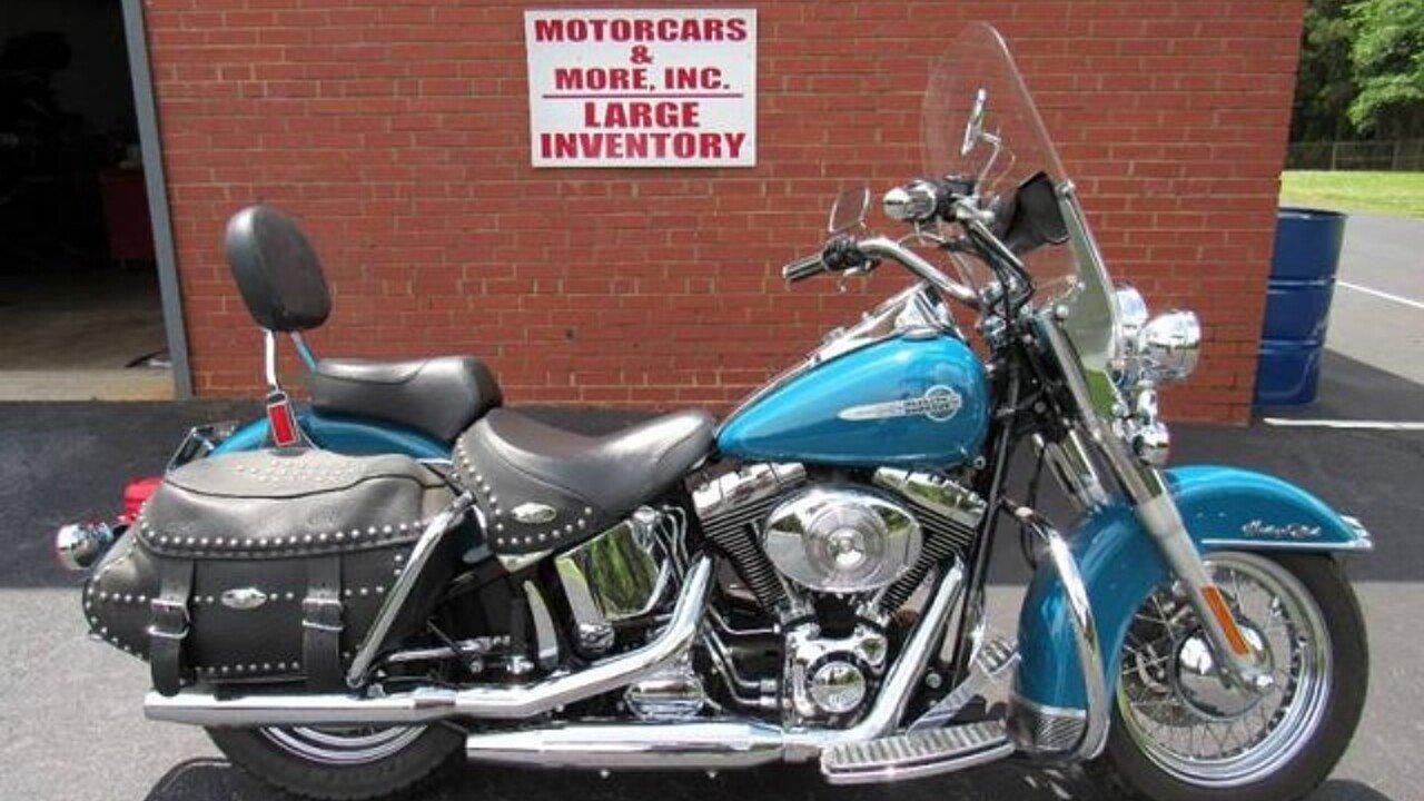 2002 Harley-Davidson Softail for sale 200580205