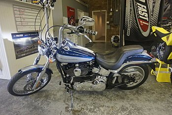 2002 Harley-Davidson Softail for sale 200583666