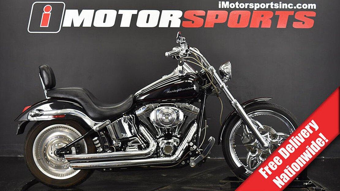 2002 Harley-Davidson Softail for sale 200592860
