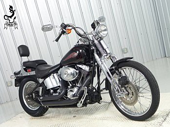 2002 Harley-Davidson Softail for sale 200626838