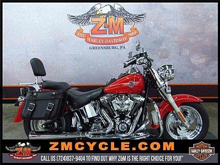 2002 Harley-Davidson Softail for sale 200495161