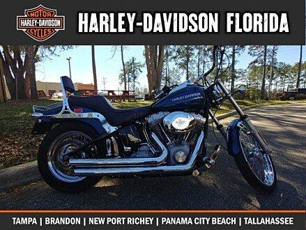 2002 Harley-Davidson Softail for sale 200539847