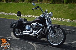 2002 Harley-Davidson Softail for sale 200634351