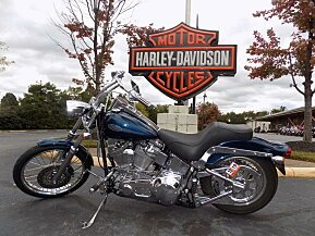 2002 Harley-Davidson Softail for sale 200644192