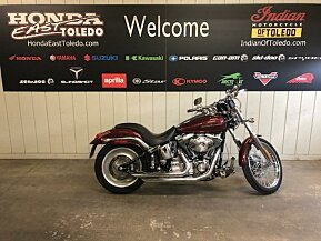 2002 Harley-Davidson Softail for sale 200651320