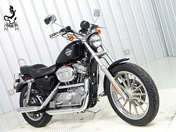2002 Harley-Davidson Sportster for sale 200626835