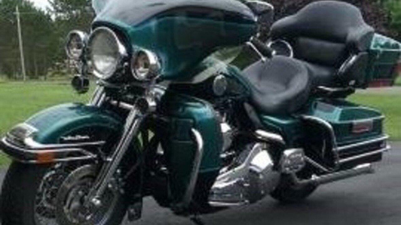 2002 Harley-Davidson Touring for sale 200479923