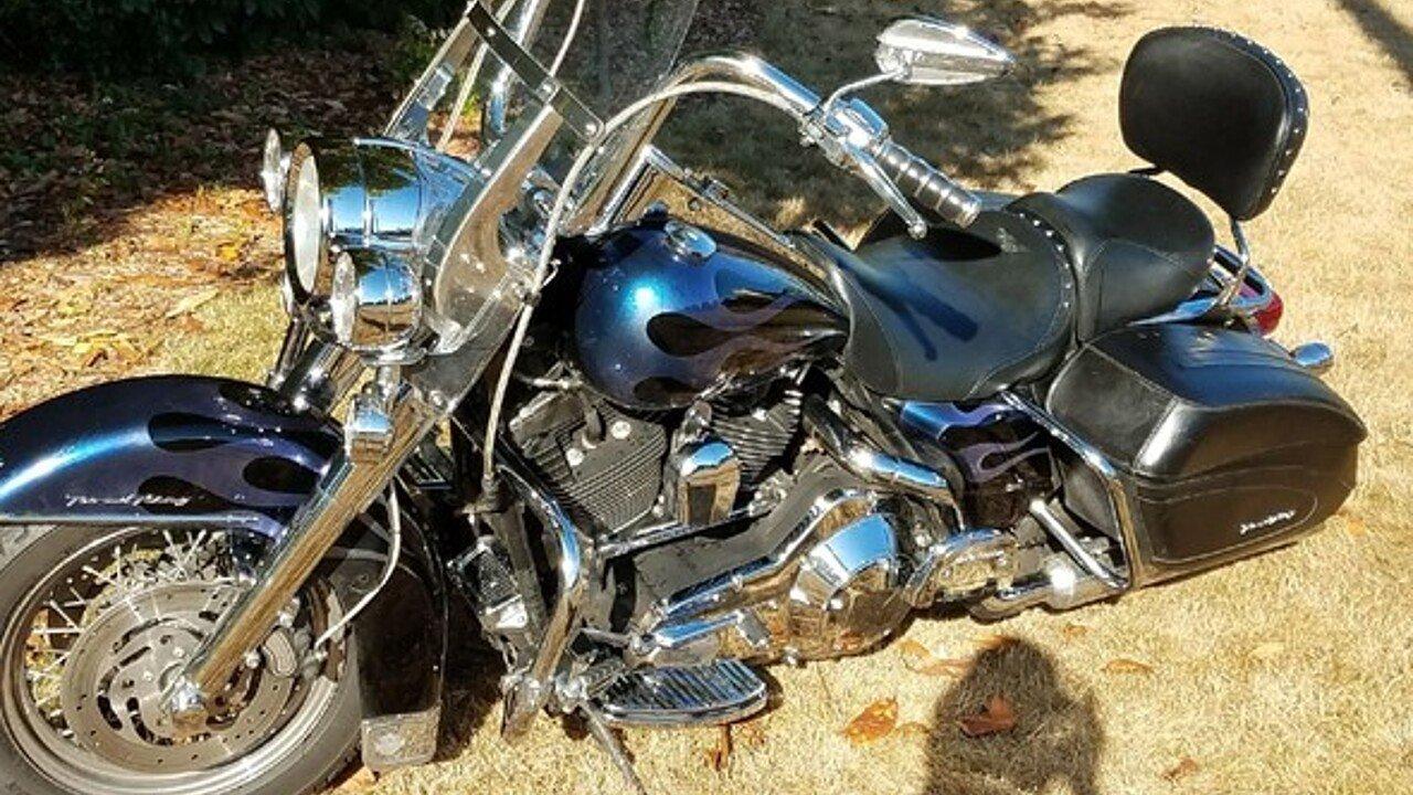 2002 Harley-Davidson Touring for sale 200560330