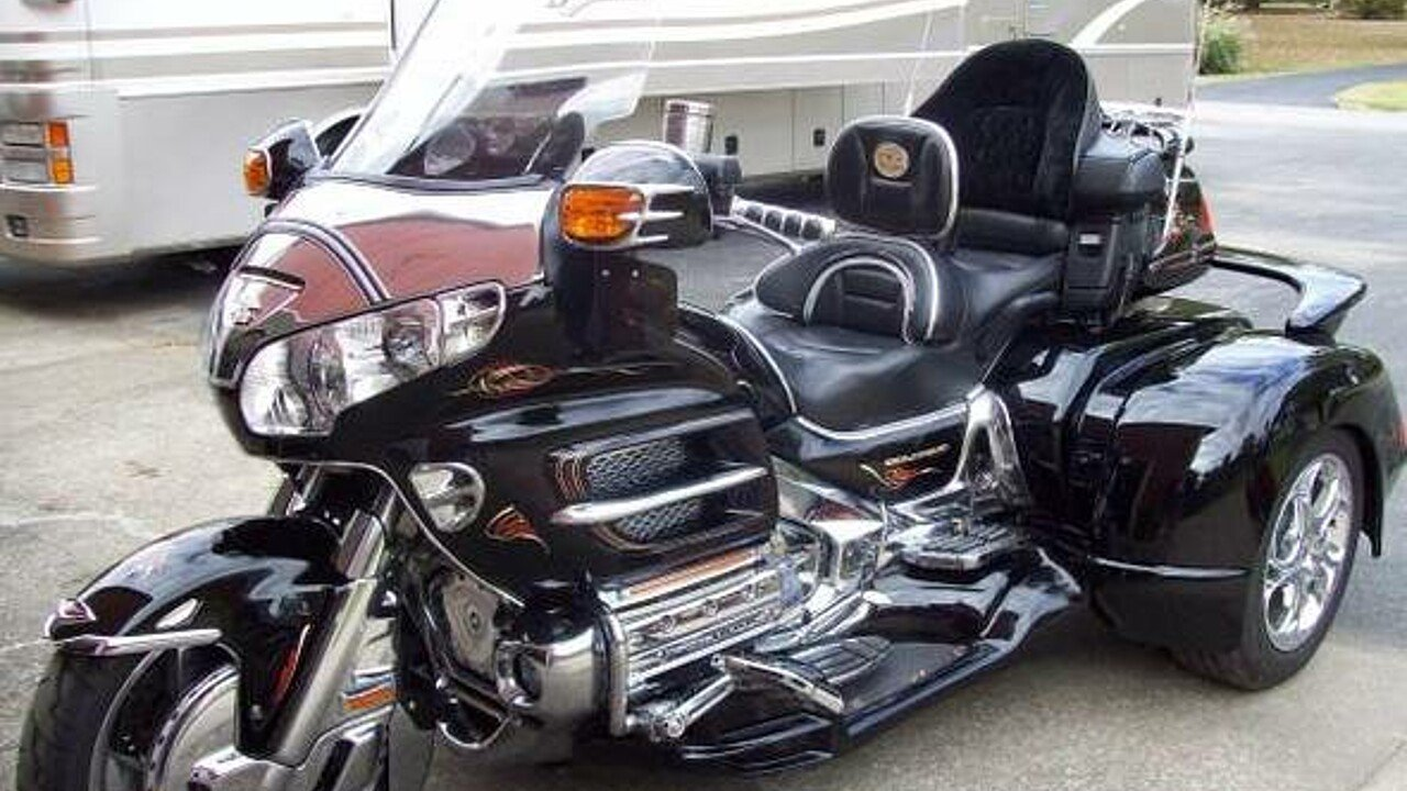 2002 Honda Gold Wing for sale 200409603