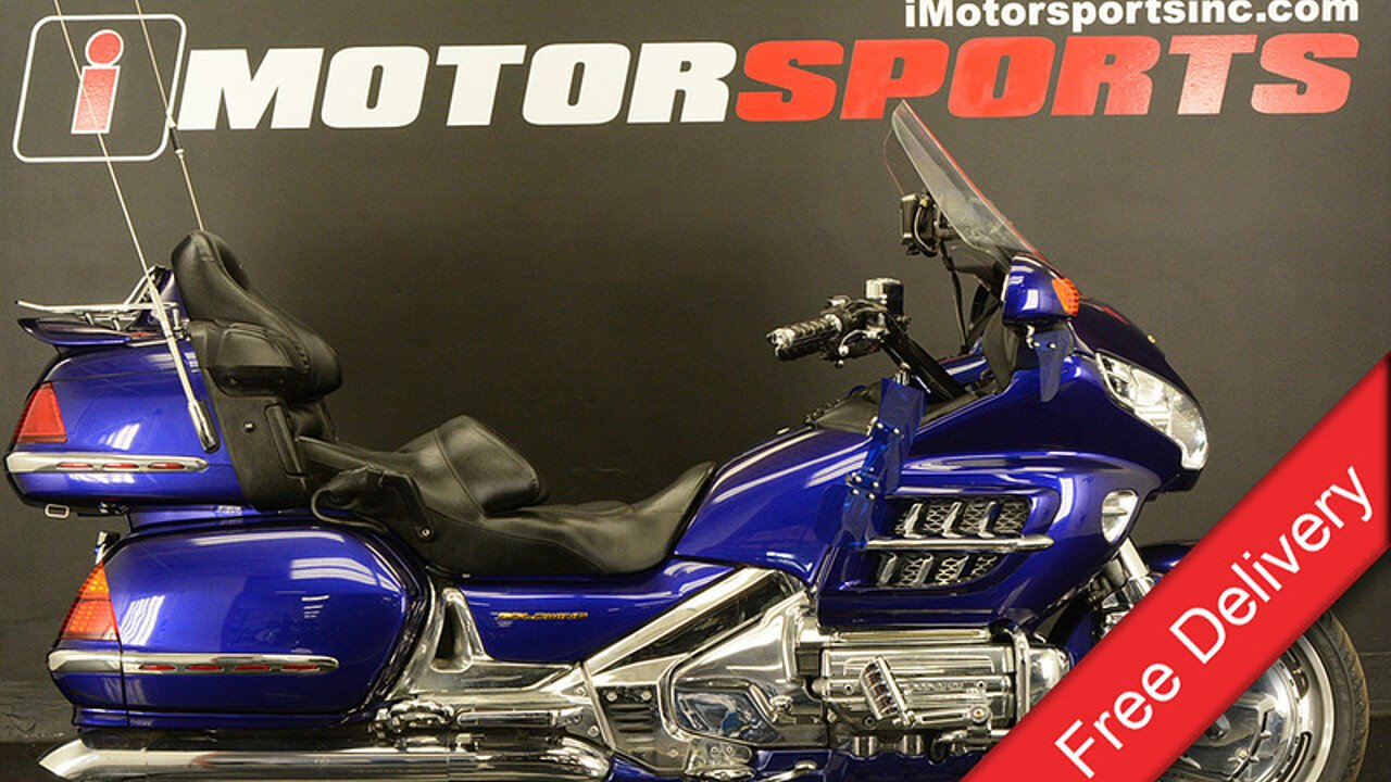 2002 Honda Gold Wing for sale 200485608